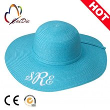 China supplier new products wholesale, madagascar raffia straw hat