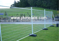 High Quality Australia Type and Canada Type Temporary portable Fence