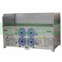 Grinding dust removal Downdraft Table with Dust Collection system/Dust Extractor bench/Polishing Fume Extraction unit