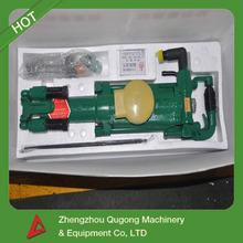 YT28 38 mm less human hand mini rock drill machine jack hammer