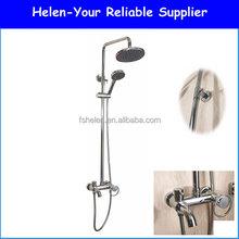 2015 New Modern Design Set Bathroom Shower Faucet Shower Mixer B001