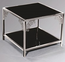 square coffee table with elegant appearance living room furniture