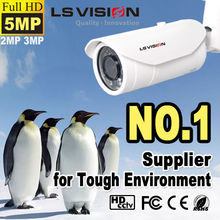 LS VISION 3 AXIS Controlled motorized zoom cctv camera lens hd ip camera