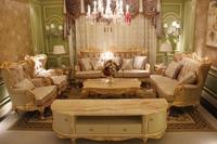 Florence Knoll Corduroy Fabric Sectional Sofa