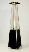PATIO HEATER (GLASS TUBE GAS FLAME HEATER)