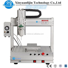 XYDJ-T8 Cheapest price 3-axis hot sell auto glue dispensing machine
