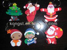 christmas santa claus usb flash memory