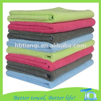 Multi-Purpose microfiber cleaning cloth/hand towel/ car wash towel