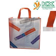 eco woven lamination carrying bag