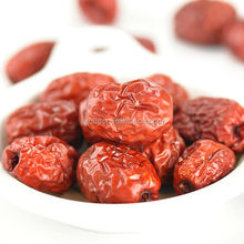 Chinese red dates with peanuts in it