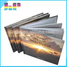 Casebound hardcover book with silver hot stamping cooking book printing