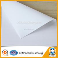 210g Micro groove Fire resistant pvc stretch ceiling film/PVC printing soft film/pvc film for stretch ceiling