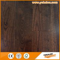 Yekalon 2015 new multi-layer basketball court engineering solid teak wood flooring