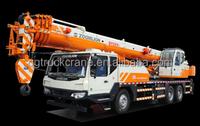 zoomlion truck crane 25 ton/ grue mobile/zoomlion crane 25ton for sale