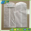 Custom hair extension packaging Garment Bags
