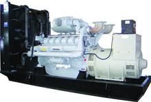 Tianjing backup power 30kw to 1250kw diesel electric generator with Stamford Alternator