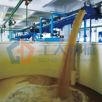 Production of malt Equipment