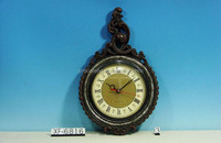 2015 Antique Gold Luxury Art Vintage Design Retro Home Decor Wall Clock
