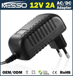 12V Lampada De Led Adapter 12V 2A 24W Variable DC Power Supply