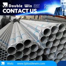 EN39 Hot dip galvanized steel water pipe specifications