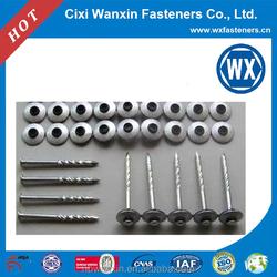 made in Zhejiang China high quality common iron nails making machine