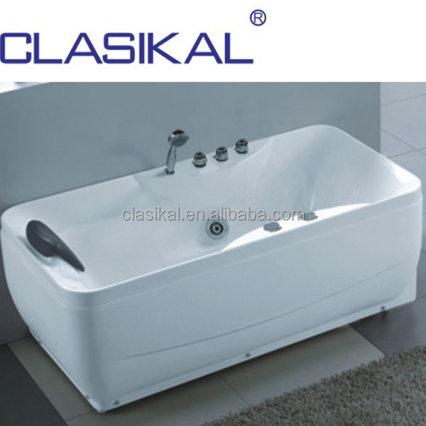 Clasikl bathroom massage bathtub european diamond design for European bathtub
