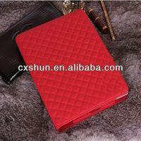 New Product Diamond lattice case stand for ipad mini