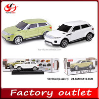 New product 1:24 Pullback Metal Toy Car wholesaler die cast car for sale