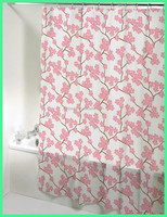 Mould proof thickening waterproof bath curtain