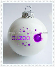 xmas ornaments with names