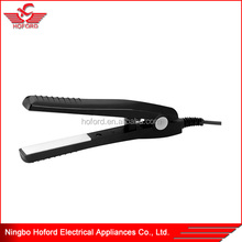 QY-1018 PROFESSIONAL MINI NAME BRAND FLAT IRON HAIR STRAIGHTENER
