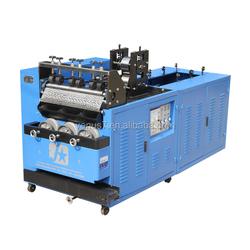 hot sale/ hot sell cheap Zinc Coated scourer making machine