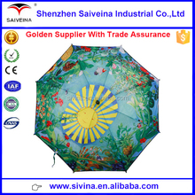 Creative Newest innovative China products 2015 new invention umbrella in the case