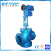 electric water flow control valve for 24 in