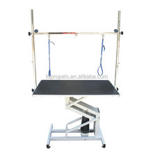 """Z-Lift Hydraulic Pet Dog Grooming Table+Arm+Noose 43""""Lx24""""Wx(22-38)""""H"""
