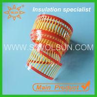 125 Celsius Heat Resistant Cable Marker Tube