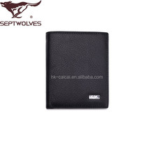 High Quality Cowhide Leather Wallet, Online Sale Cowhide Leather Wallet
