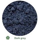 Cor cerâmica pó cinza escuro pigmento de cor para telhas de cerâmica