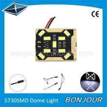 High quality Panel light 9 smd 5730 dome light accessories for car