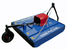2015 top selling Tractor Mounted slasher mower with CE