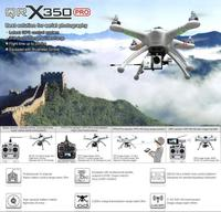 HOT selling model Walkera QRX350 PRO Devo 7 drone with hd camera, battery and charger, easy to operation