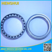 85x110x13 mm Open Thin Section Deep Groove Ball Bearing Si3N4 6817 ceramic ball bearing