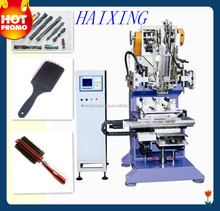 High Speed Flat Wire Power Brush Drilling and Tufting Machine Factory