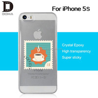 factory color sticker case for iphone