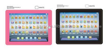 touch and feel kids ipad, animal alphabet and learnning machine, educational e-book