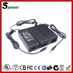 desktop power adapter 15V 2.5A with SAA UL KC TUV CB GS etc approval