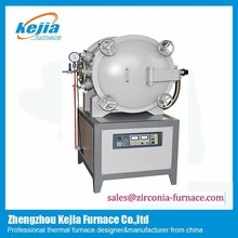 Kejia touch screen control vacuum furnace laboratory for hot sale