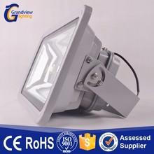 50000 Hrs long lifespan IP65 high brightness 100 watt led flood light with CE&ROHS certification