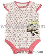 Little Tots Little Monkey Bodysuit