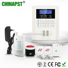 China Factory Intelligent Home Automation 433MHz Dual Networks PSTN+GSM Wireless Home Alarm Security System PST-PG992CQ